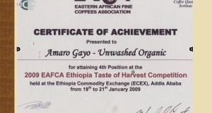 Gawat! di Ethiopia juga ada daerah penghasil Kopi bernama Gayo