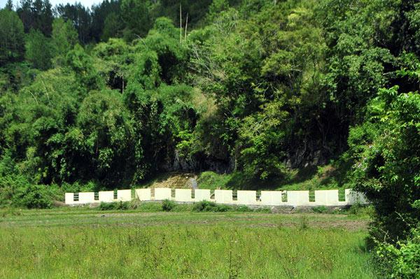Lokasi Loyang (gua) Ujung Karang