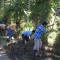 [Foto] Warga Desa Rema Baru gotong royong di SMPN 2 Kutepanyang