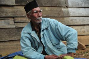 Saksi sejarah Gayo, Ali Jauhari. (LGco_Khalis)