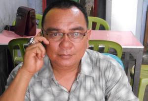 Ketua LSM Lankgar Nawi Sekedang SE