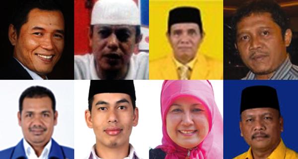Anggota DPRA asal Gayo, Aceh tengah dan Bener Meriah periode 2014-2019. (doc. LG.co)