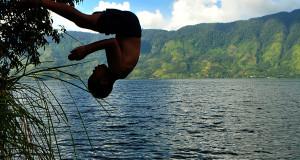 Ujung Jamu Nosar, Lokasi Wisata Pilihan di Lut Tawar
