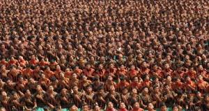 23 Juli Gladi Kotor Saman 10001 Penari