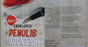 Win Ansar, Penulis Muda dimuat di Ensiklopedi Penulis Indonesia