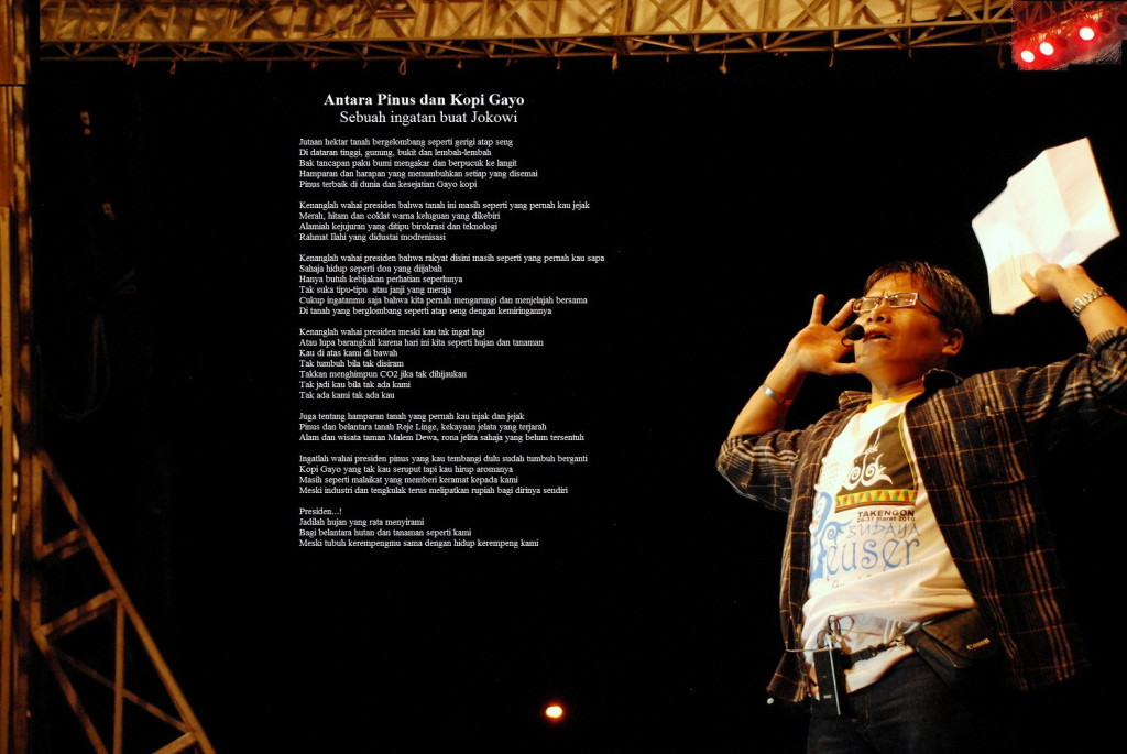 Puisi Sebuah Ingatan Untuk Jokowi