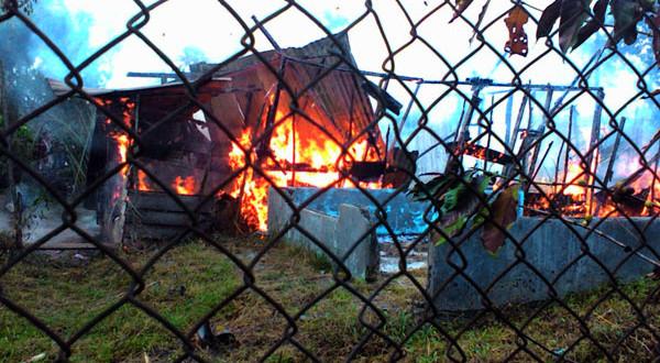 Api Hanguskan 1 Rumah di Gunter