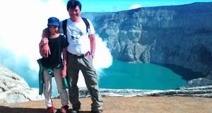 Indahnya Kawah Ijen, Gunung Berapi Penghasil Belerang (Pengalaman Mendaki Kawah Ijen bag.3-Habis)