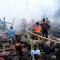 Foto-foto Kebakaran Hebat di Pasar Pagi Lama Takengon