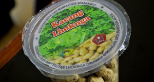 """Penghuni Lapas Lhoknga Siap Produksi Kemasan """"Kacang Lhoknga"""""""