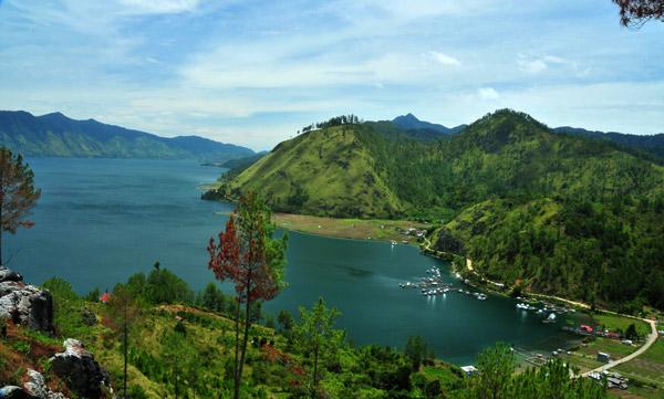 Teluk One-One, Bur Birah Panyang dan Kampung Pedemun. (LGco_Khalisuddin)