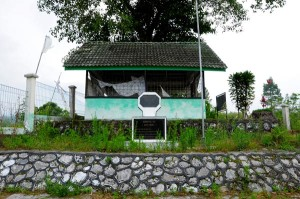 Komplek Makam Datu Beru. (LGco_Munawardi)