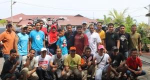 Biroad Bireuen Sertakan 20 Trail Pada Event GT Trex2 di Kuala Simpang