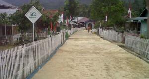 Uning Pune Putri Betung, 10 Nominator Desa Terbaik se-Aceh