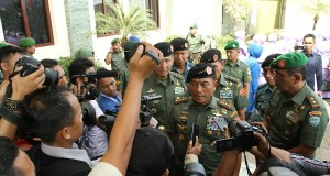 Ini Kata Panglima TNI Terkait Pengungsi Muslim Rohingya