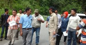 Pansus IV  DPR Aceh Mulai Tinjau Proyek APBA 2016