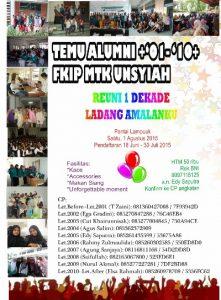Banner Alumni Math