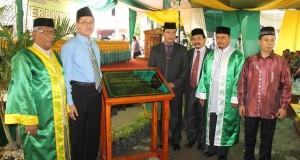 Bupati Ruslan Resmikan, Institut Agama Islam Al-Aziziyah