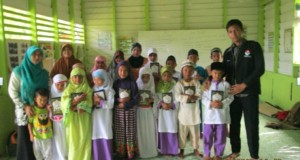 Lulusan PPG SM3T Indonesia Agent of Change in Education