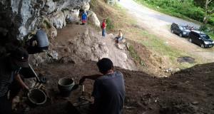 Situs Arkeologi Loyang Mendale Baru Diteliti dari Sisi Barat, Ketut : Timur Belum!