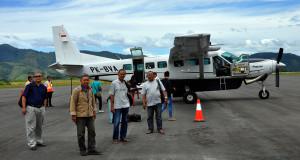 Ketua SCAI : Bandara Rembele Angin Segar Bisnis dan Wisata Kopi