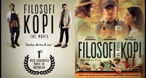 Filosofi Kopi; Film Luar Biasa yang Melambungkan Gayo Setinggi Langit