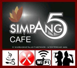 iklan simpang 5 cafe