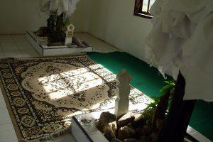 Dua makam di Buntul Linge. (LGco_Khalis)