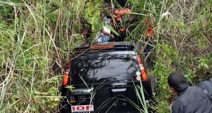 [Foto] Beratnya Medan Fun Road Lintas Kepala Akal