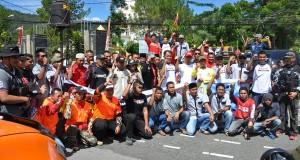 Kapolres Aceh Tengah Pimpin Fun Road Indahnya Berbagi