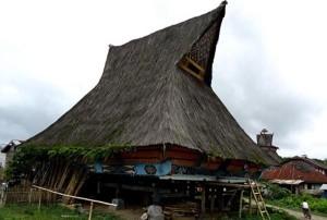 Rumah Blangayo (Foto : Muhammad Hamzah Hasballah)