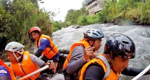 Atlet Arung Jeram Aceh Tengah Siap Hadapi Kejurda di Gayo Lues