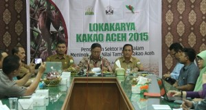 Petani Kakao Aceh Harus Mampu Kendalikan Hama