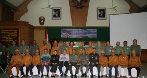 Kasdam IM Buka Kegiatan Sosialisasi UU Nomor 15 Tahun 2012