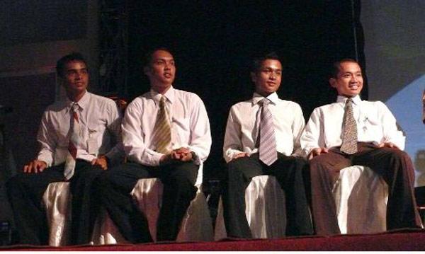 Tokoh mahasiswa Poros Leuser di Banda Aceh