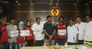 Sudah 65 Atlit Aceh Lolos ke PON XIX, KONI Beri Bonus Peraih Medali Pra-PON