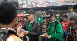 Meriahkan HUT TNI ke 70, Kodim 0106 Gelar Grasstrack Championship 2015