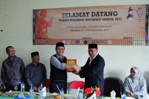 Dekan FKH Unsyiah Bersama Bupati Aceh Tengah