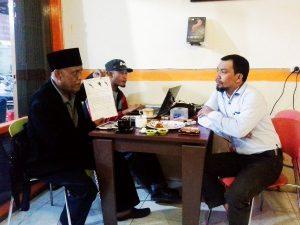 Iwan Gayo dan Zuhri Syafriwan