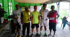 Turnamen Tenis dan Bola Voli Dandim 0106 Cup Usai, Ini Para Juaranya