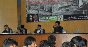Genosida Van Daalen di Gayo Dibahas Setelah 111 Tahun Terjadi