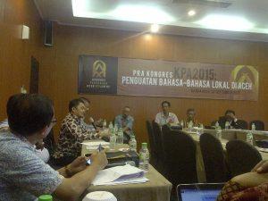 Pra Kongres Peradaban Aceh