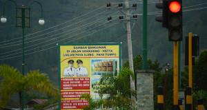 """""""Soekarno – Hatta"""" Dijadikan Nama Jalan di Takengon"""