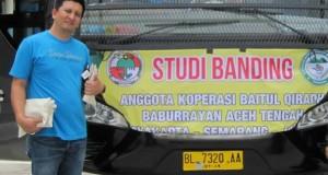 98 anggota KBQ Baburrayyan Diberangkatkan ke Jawa