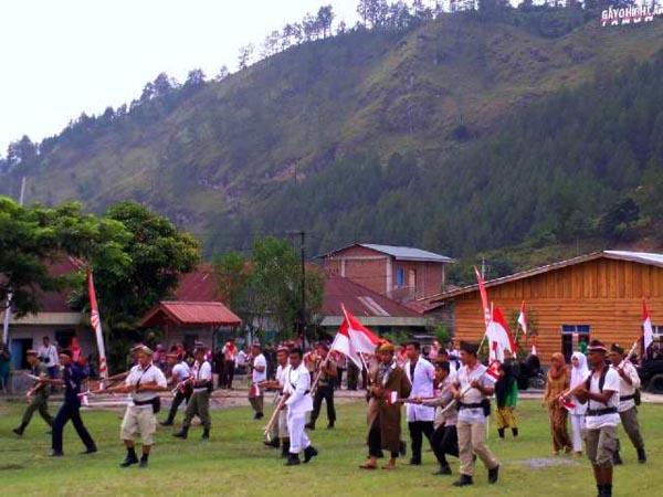 Drama Kolosal Jenderal Soedirman. (Foto : Aris)