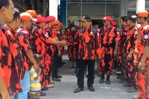 Ketua DPC PP Bener Meriah, Ahmad Ready,SP