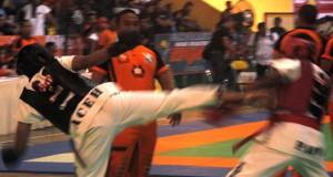 Lima Petarung Aceh ke Semifinal Pra PON Tarung Derajat
