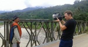 "Jurnalis Asing Buat Film Dokumenter Sosok Tarzan Lauser ""Aman Jarum"""