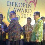 Koperasi Asal Gayo KBQ Baburrayyan Raih Dekopin Award 2015