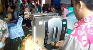 Espresso, Tren Baru Cara Ngopi Pada Sinte di Gayo